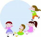 Kids and fram