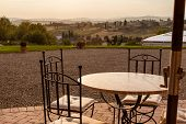 Tuscany Setting