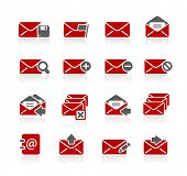 E-mail Icons // Redico Series