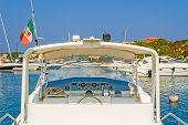 Boat Yacht Ship Control
