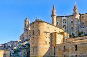 A View Of Urbino