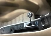 Sports Car Gearshift Knob
