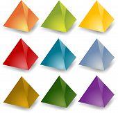 Blank Pyramids
