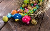 Nest With Easter Sweets