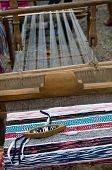 picture of handloom  - This is the old loom - JPG