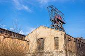 Old coalmine
