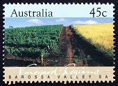 Postage Stamp Australia 1992 Barossa Valley, South Australia
