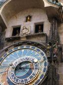 Famoso reloj astronómico - símbolo de Praga.