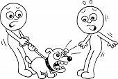 Angry Dog Barking