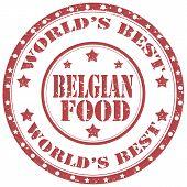 Belgian Food-stamp