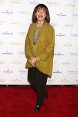 LOS ANGELES - JAN 11:  Valerie Harper at the Hallmark Winter TCA Party at The Huntington Library on