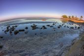 Sandgate Fisheye, Queensland, Australia
