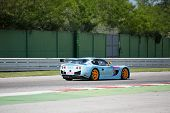 Ginetta G50  Gt4 Race Car