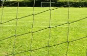 The Football Goal Net