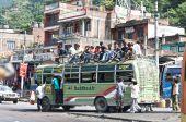 Bus Transportation - Nepal