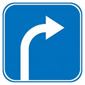 Road Sign Right