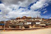 Songzanlin Monastery In Zhongdian (shangri-la), Yunnan, China