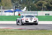 Ginetta G50  Cup Gt4 Race Car