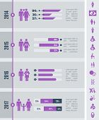 image of maternal  - Maternity Infographic Template - JPG