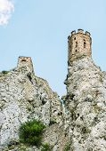 Maiden Tower Of Devin Castle, Slovak Republic