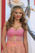 LOS ANGELES - MAY 21:  Natalie Alyn Lind at the