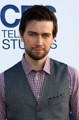 LOS ANGELES - MAY 19:  Torrance Coombs at the CBS Summer Soiree at the London Hotel on May 19, 2014