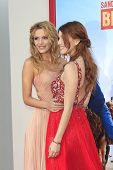 LOS ANGELES - MAY 21:  Bella Thorne, Dani Thorne at the