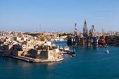 Fort St Michael, Grand Harbour, Malta