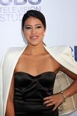 LOS ANGELES - MAY 19:  Gina Rodriguez at the CBS Summer Soiree at the London Hotel on May 19, 2014 i