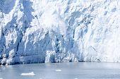 Glacier Calving in Alaska