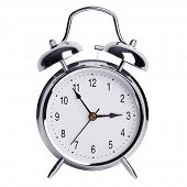Five Minutes To Three On A Alarm Clock
