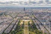 Paris. Champ De Mars