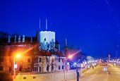 Festive Riga.