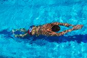 Swimming Pool - Stock Image