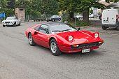 Vintage Ferrari 308 Gtsi