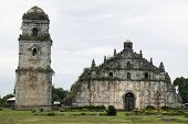 Paoay Coral Block Colonial Church