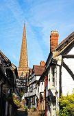 Church Street, Ledbury.
