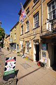 Chipping Campden High Street.