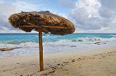 Single Beach Palapa
