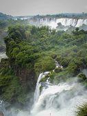 Iguazu Falls Long View