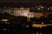 Suprema Corte Di Cassazione Building In Rome