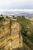The View In Ronda, Spain