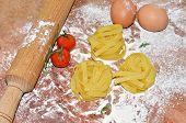 Noodles Italian pasta