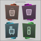 picture of dispenser  - Office Supply Objects  - JPG
