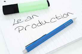 pic of waste reduction  - Lean Production  - JPG