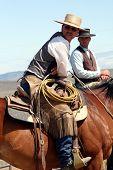 Cowboy Branding poster