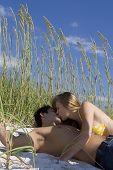 Beach Flirt