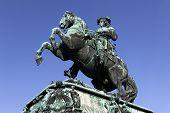 Prinz Eugen am Heldenplatz, Wien