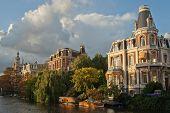 Постер, плакат: Амстердам дома