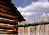 Stockade And Sky
